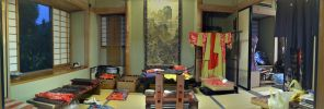 Inside a home in Takasaki, by Janette Gross