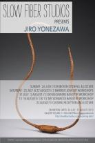 Jiro Yonezawa at Slow Fiber Studios