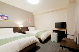 Hotel Gran Ms Kyoto (http://granms.jp/en/rooms/)