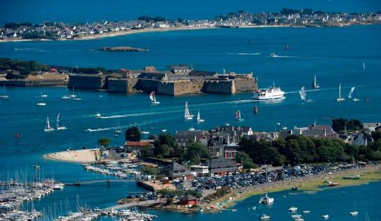 100710-Tour de France a La Voile, etape de Lorient, Tour de Groi